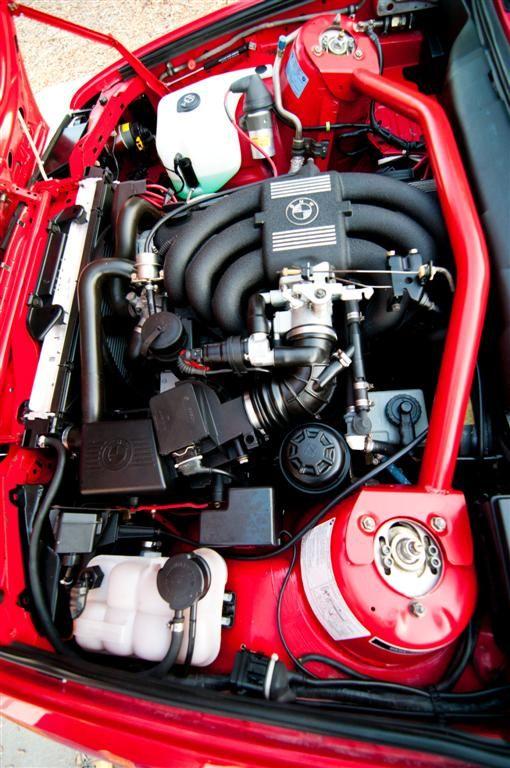 1988 BMW 325 IS E30-Series Mtech II - Pelican Parts Technical BBS
