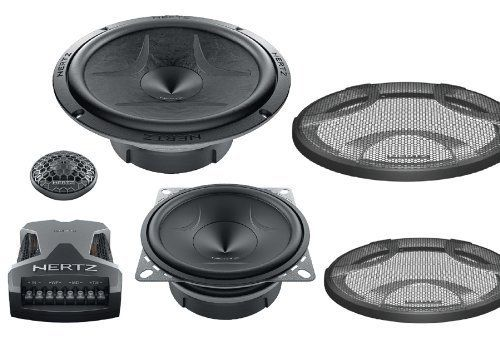"Hertz Audio ESK 163L.5 6.5"" Energy Series 3-Way Component Speaker System"