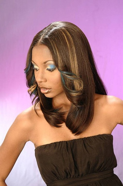 17 Best images about Sew . in hairextentions on Pinterest ...