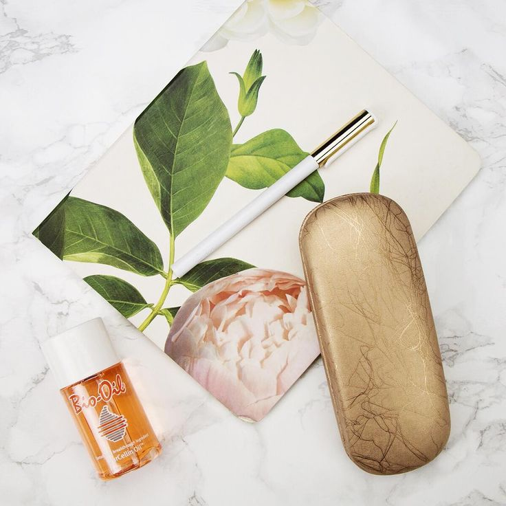 Making time for yourself should always be party of your schedule! Nourish your skin with Bio-Oil