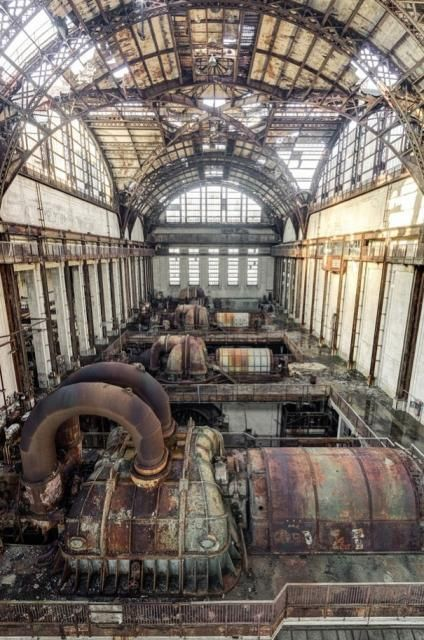 7 Most Incredible Abandoned Power Plants on Earth - Page 20 of 32 - Scribol.com