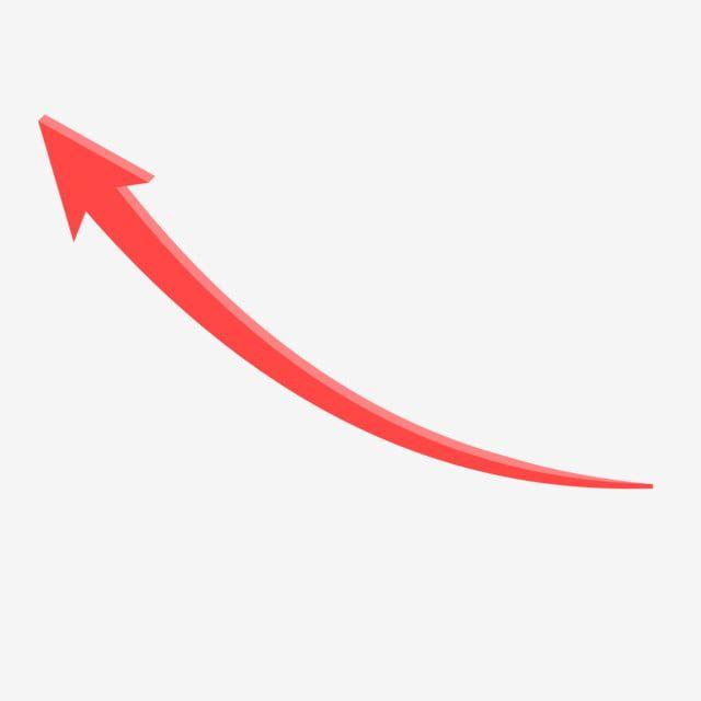 Seta Vermelha Para Cima Seta Clipart Seta Escritorio Imagem Png E Psd Para Download Gratuito In 2021 Red Arrow Arrow Clipart Curved Arrow