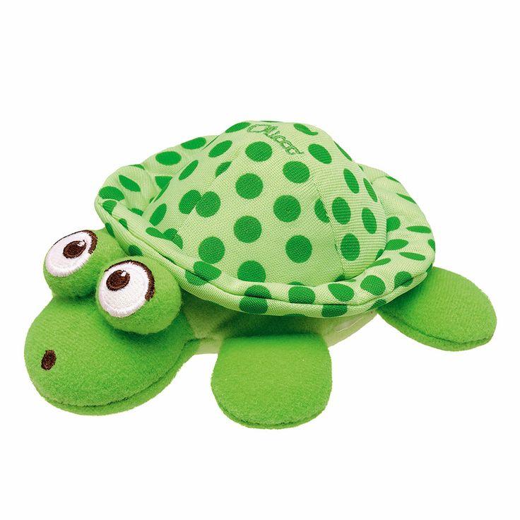 CHICCO Farbwechsel Badespielzeug Schildkröte | Babyartikel.de