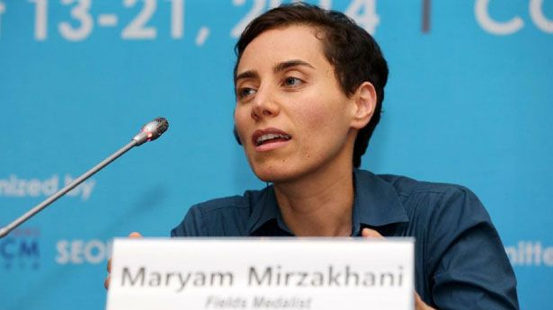 Maryam Mirzakhani of Iran becomes first woman to win Nobel Prize of mathematics