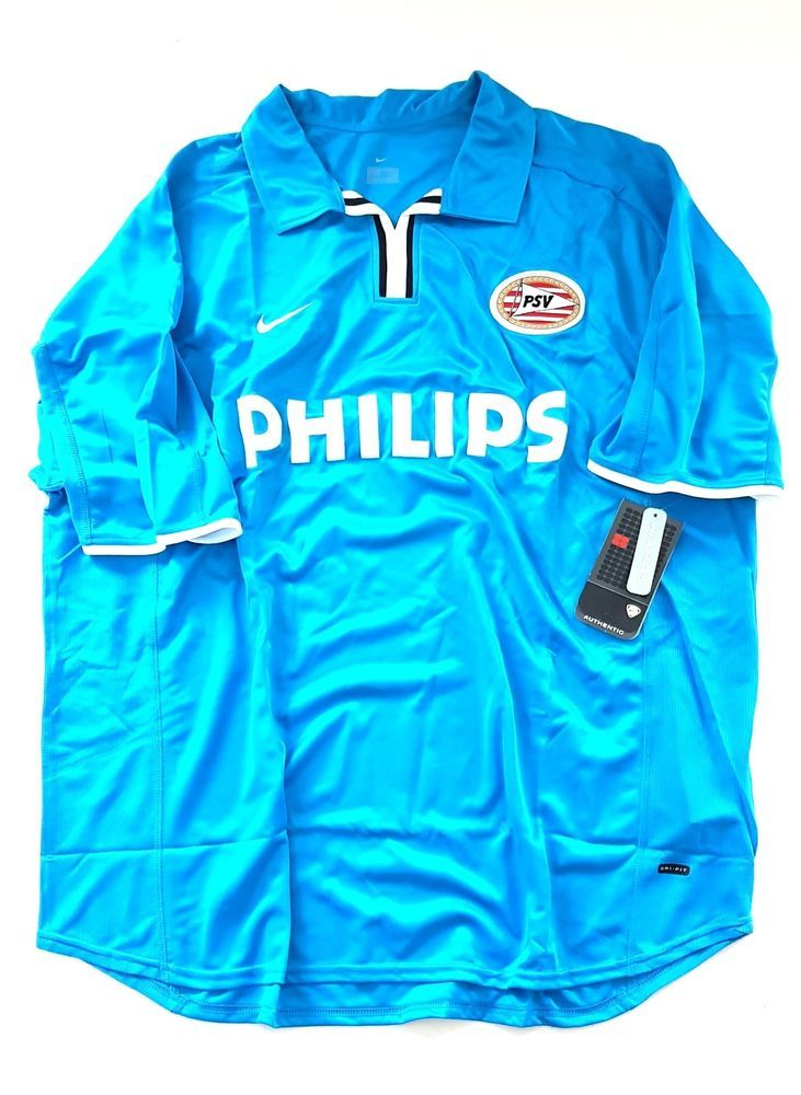 8625b15579a 2001/02 NIKE PSV EINDHOVEN PLAYER ISSUE FOOTBALL SHIRT SOCCER JERSEY  AUTHENTIC #Nike | UNIQUE SPORTSWEAR SHOP- Ebay in 2019 | Adidas sportswear,  Adidas, ...