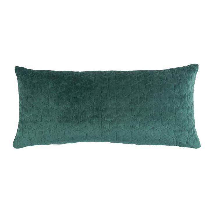 Zorg voor een frisse wind op jouw bank of fauteuil met het Iris sierkussen. De textielen hoes heeft een fluwelen look, met een tof patroon. Het kussen wordt geleverd met polyester vulling en door de rits is de hoes makkelijk schoon te maken.