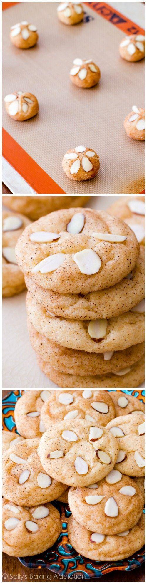 An easy recipe for cinnamon sugar sand dollar cookies.