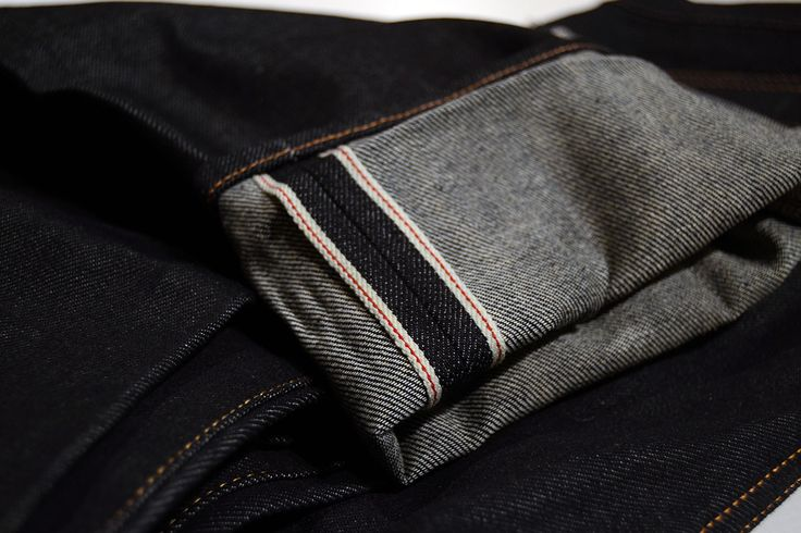 H&M Selvedge jeans