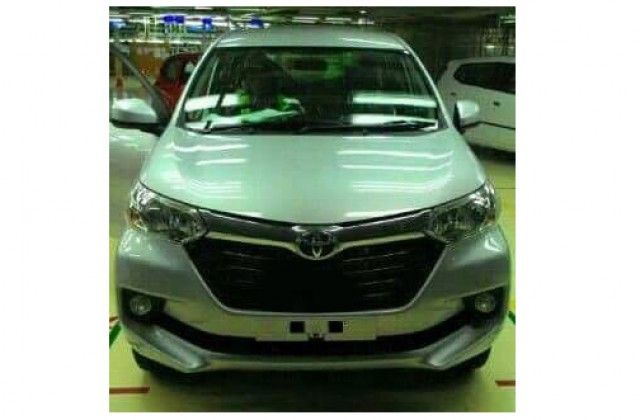 Ini Dia Wujud Toyota Avanza Facelift 2015 ~ Info Otomotif