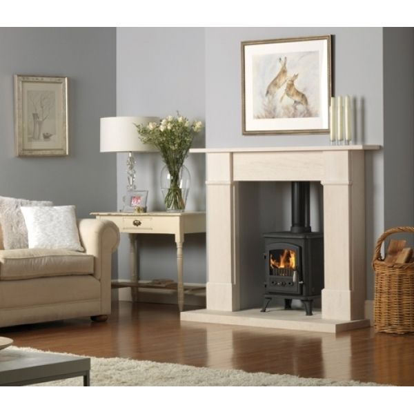 Dimplex Westcott 5 Smoke Exempt (4.9kW) Wood Burning Stove - Dimplex available at Wood Burner World