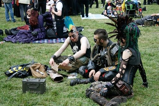 WGT 2015 - more my style then the whole victorian stuff
