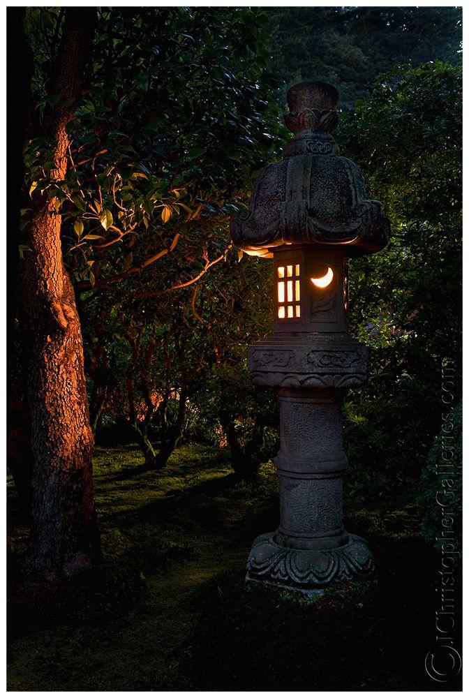 japanese garden lighting. japanese lantern garden lighting