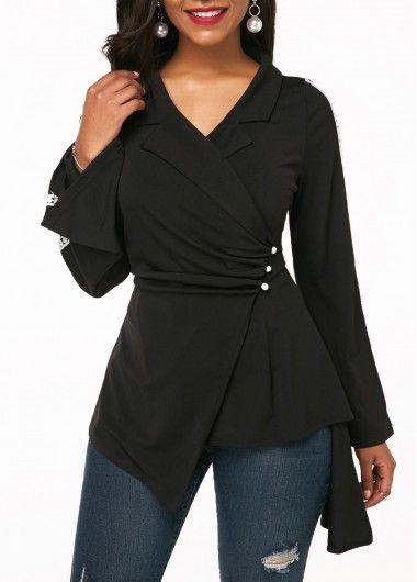 Women Blouse Designs, Women Blouses And Tops, Formal Blouses For Women 1