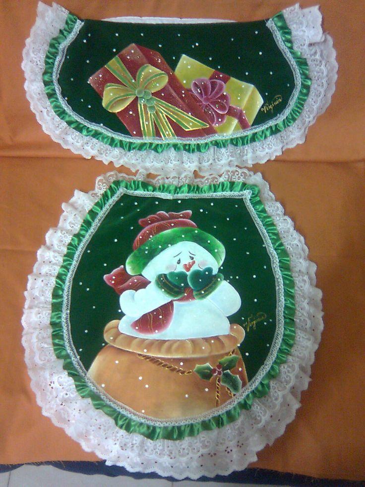 1003 best fieltro de navidad images on pinterest - Manualidades con fieltro para navidad ...