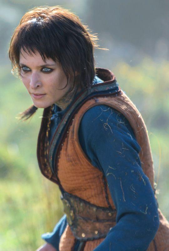 Astrid in Vikings 4B