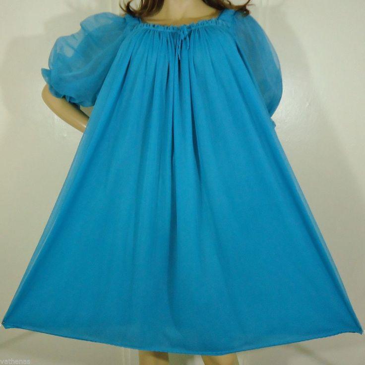 Nightgown Sleeves Nylon 91