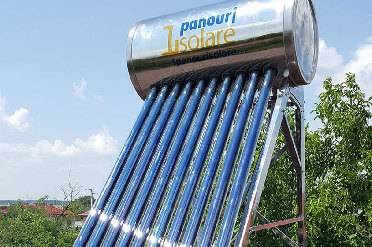 Panou solar apa calda INOX presurizat 100 litri