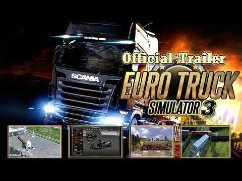 Euro truck simulator 3 Official Trailer ets2 going ets3 mods
