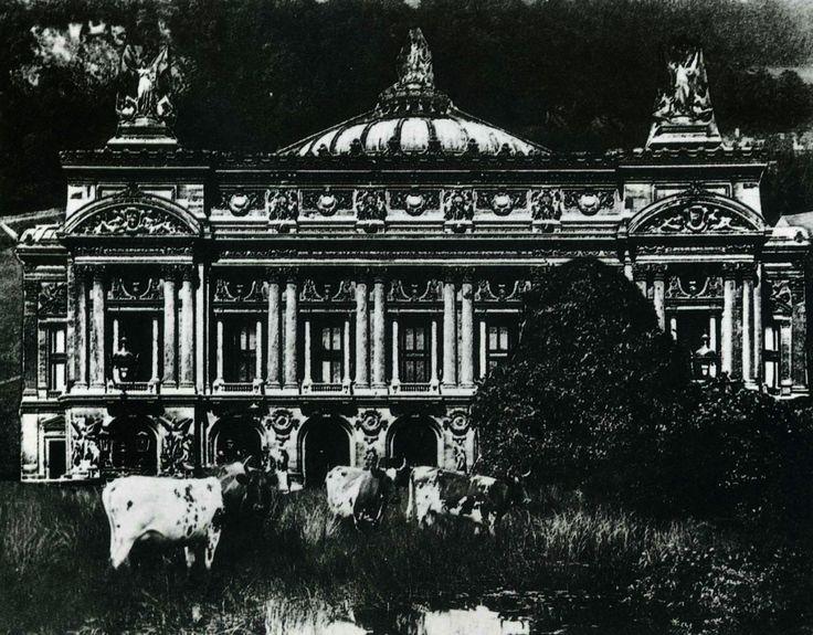 Rene Magritte, Paris Opera, 1929