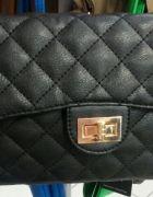 torebka szanelka pikowana czarna   Cena: 49,00 zł  #aktowka #nowatorebkanacodzien #oryginalnatorebkanacodzien