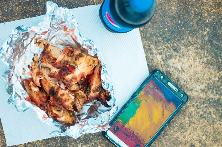 All recognizable brands have built their own unique brand persona. Here is one! #samsungnote3 #sayitwithpepsi #jerkchicken #portland #jamaica #dips #visionarygroop #jamaicansonline . . . . .  www.hooplaocular.com - All Rights Reserved. #digitalmedia x #marketing