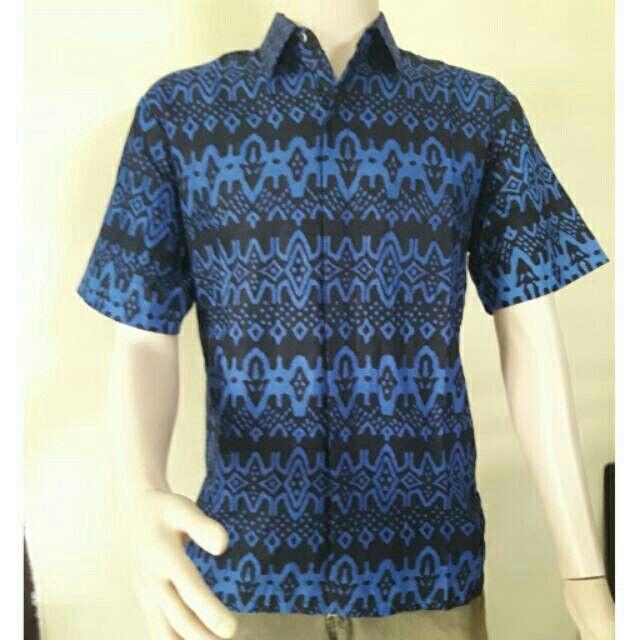 Saya menjual Batik Black Blue Motif Songket seharga Rp55.000. Dapatkan produk ini hanya di Shopee! https://shopee.co.id/faiqcaiq24/244581777/ #ShopeeID