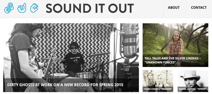 Sound it Out, A Reviews Site Dedicated to Discovering New Music