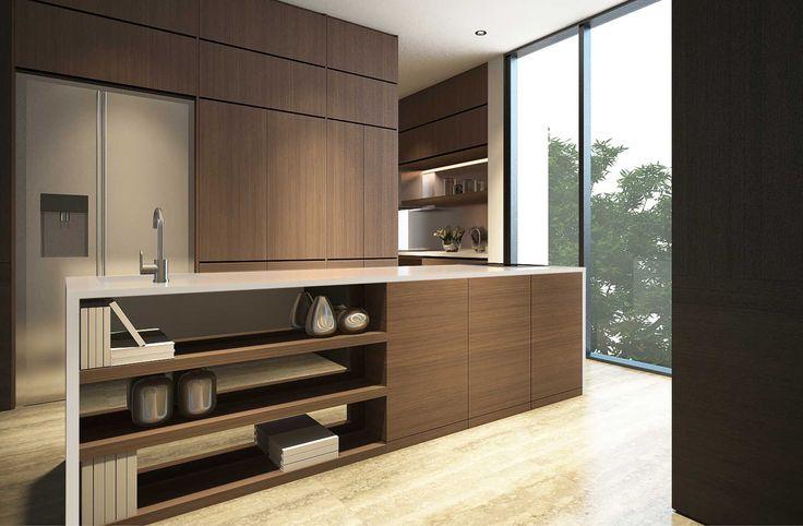 Scda gcmn apartments jakarta indonesia luxury for Apartment design jakarta