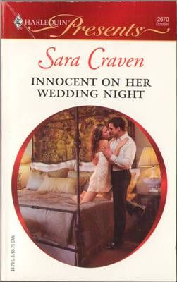 Innocent On Her Wedding Night by Sara Craven Romance 0373126700