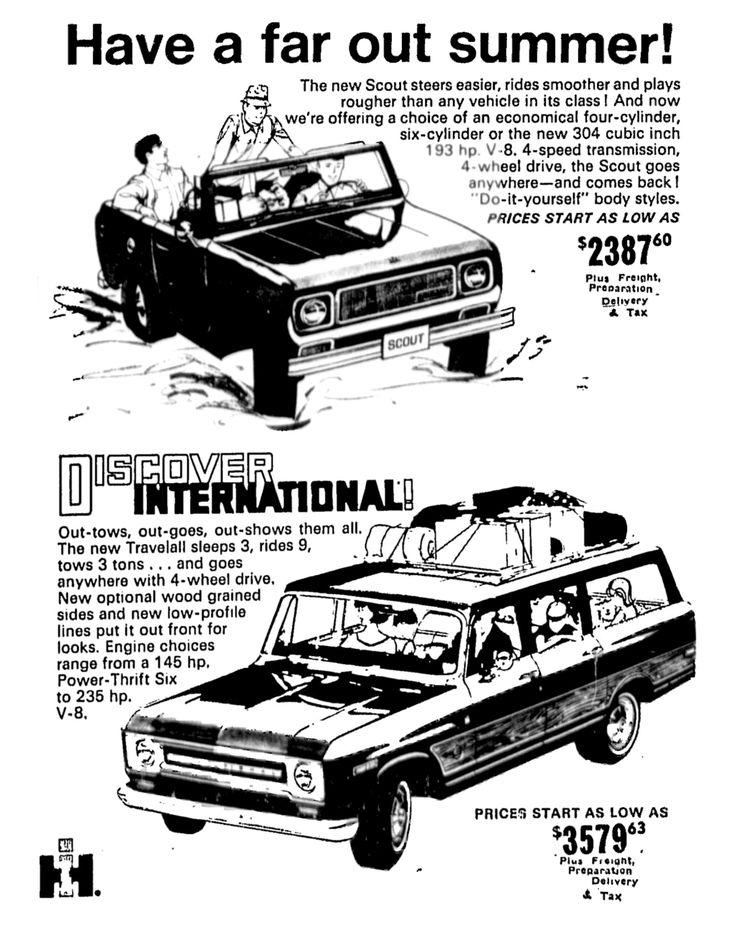 international travelall 1974 google zoeken t