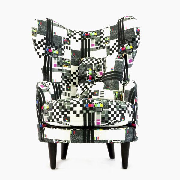 DIGITAL CONTROL. Zwycięski projekt II edycji TEKSTYLIADY autorstwa Karoliny Droszcz :) #tekstyliada #tkaniny  #wzór_tkaniny #modern #fabrics