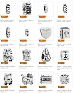 Pandora Jewellery, Pandora Bracelets and Pandora Charms   Cheap UK ...