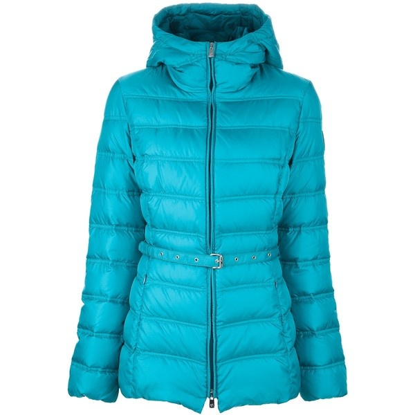 MONTECORE padded jacket ($535) ❤ liked on Polyvore