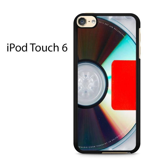 Kanye West Yeezus Album Cover Ipod Touch 6 Case