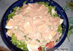 Σαλάτα του σεφ η αυθεντική