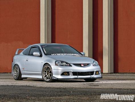 2005 Acura RSX Type-S - The Miracle Build - Honda Tuning Magazine