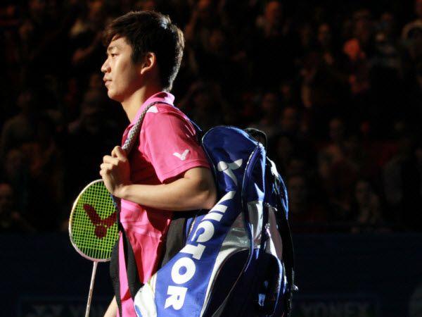 Favorite badminton player - Lee Yong Dae