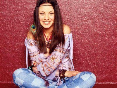 That's 70's show Mila Kunis
