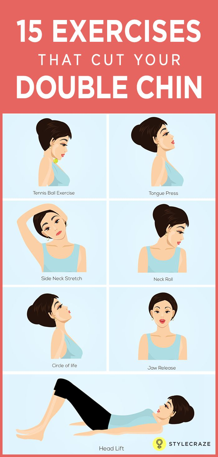 Do you have a double chin? Do you feel it is limiting your beauty? Double chin is a common problem, but definitely not untreatable! And if you are looking for some simple exercises that can help you get rid of double chin, this post is the right one for you! Go ahead with the read, and know how to treat it! #DoubleChin