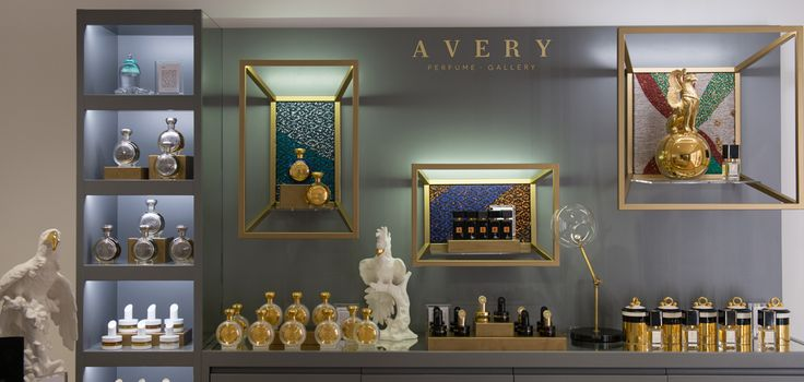 AVERY: About Stores