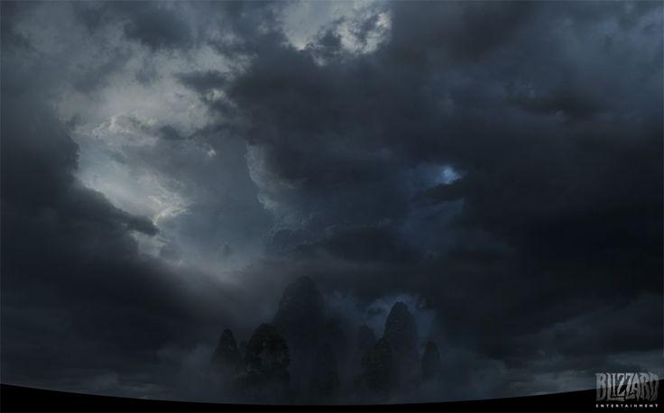 CGTalk - World of Warcraft: Mists of Pandaria, Cinematic Art (2012), David Luong (3D)