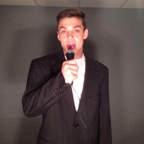 """Watch Grayson Dolan's Vine """"The News always interviews the craziest people..."""""""