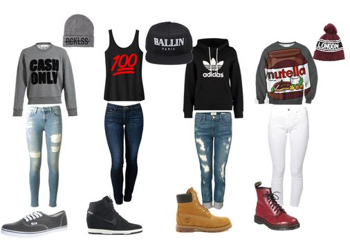 Tomboys Outfit Google Search School Pinterest