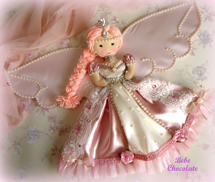 felt princess