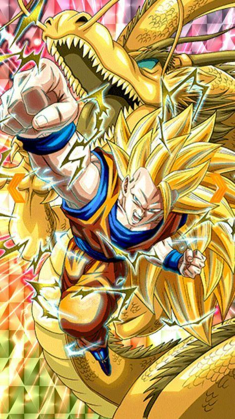 Goku ssj 3 - Visit now for 3D Dragon Ball Z compression shirts now on sale! #dragonball #dbz #dragonballsuper
