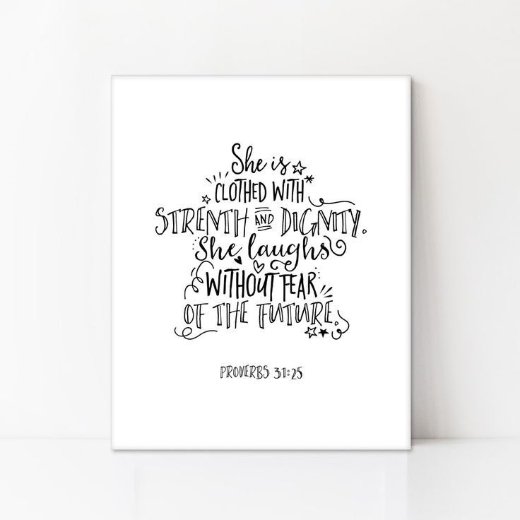 She Laughs In The Danger Of Fear: 1000+ Ideas About Proverbs 31 25 On Pinterest