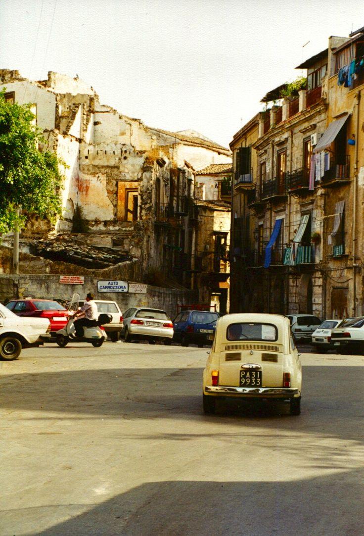 Italie. Sicile. ©Aurélie Fauré