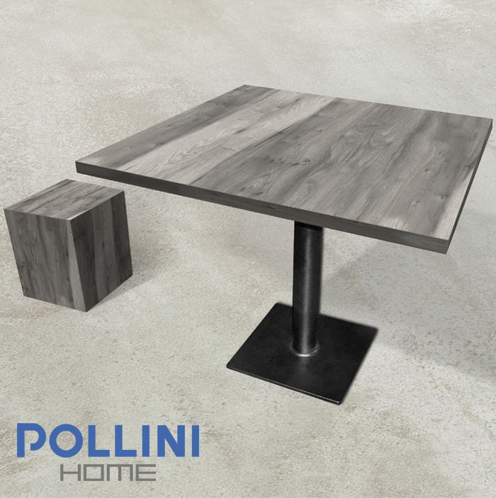 Elegant #ceramic #table with #stool  Elegante #tavolo con #sgabello in #ceramica