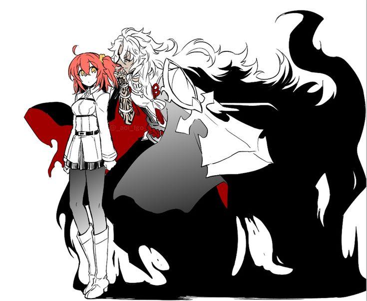 Gudako / Solomon【Fate/Grand Order】