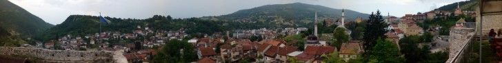 Very beautiful place in Bosnia: Travnik